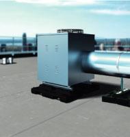 Système de support lesté pour équipement technique en toiture-terrasse